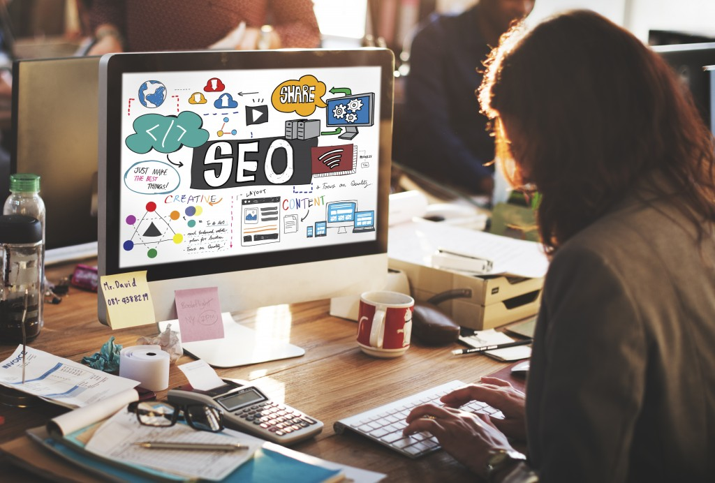 SEO Strategies and Concept