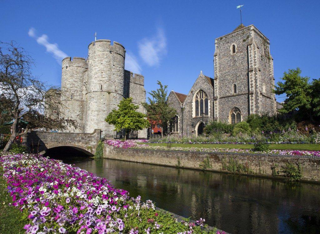 historical castle in Kent