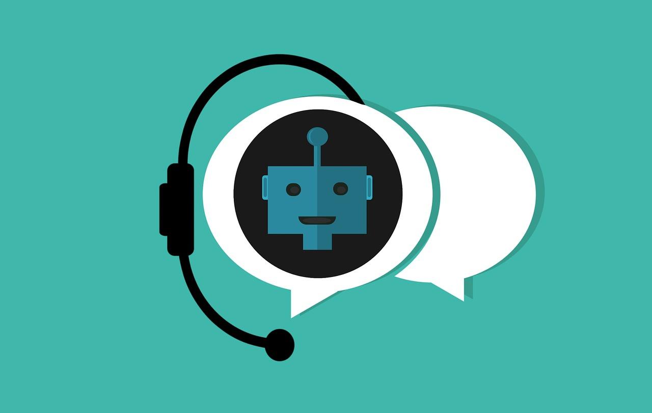 cartoon of a chatbot