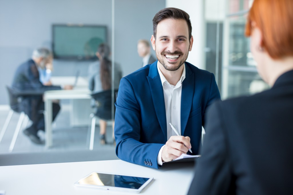 financial advise concept