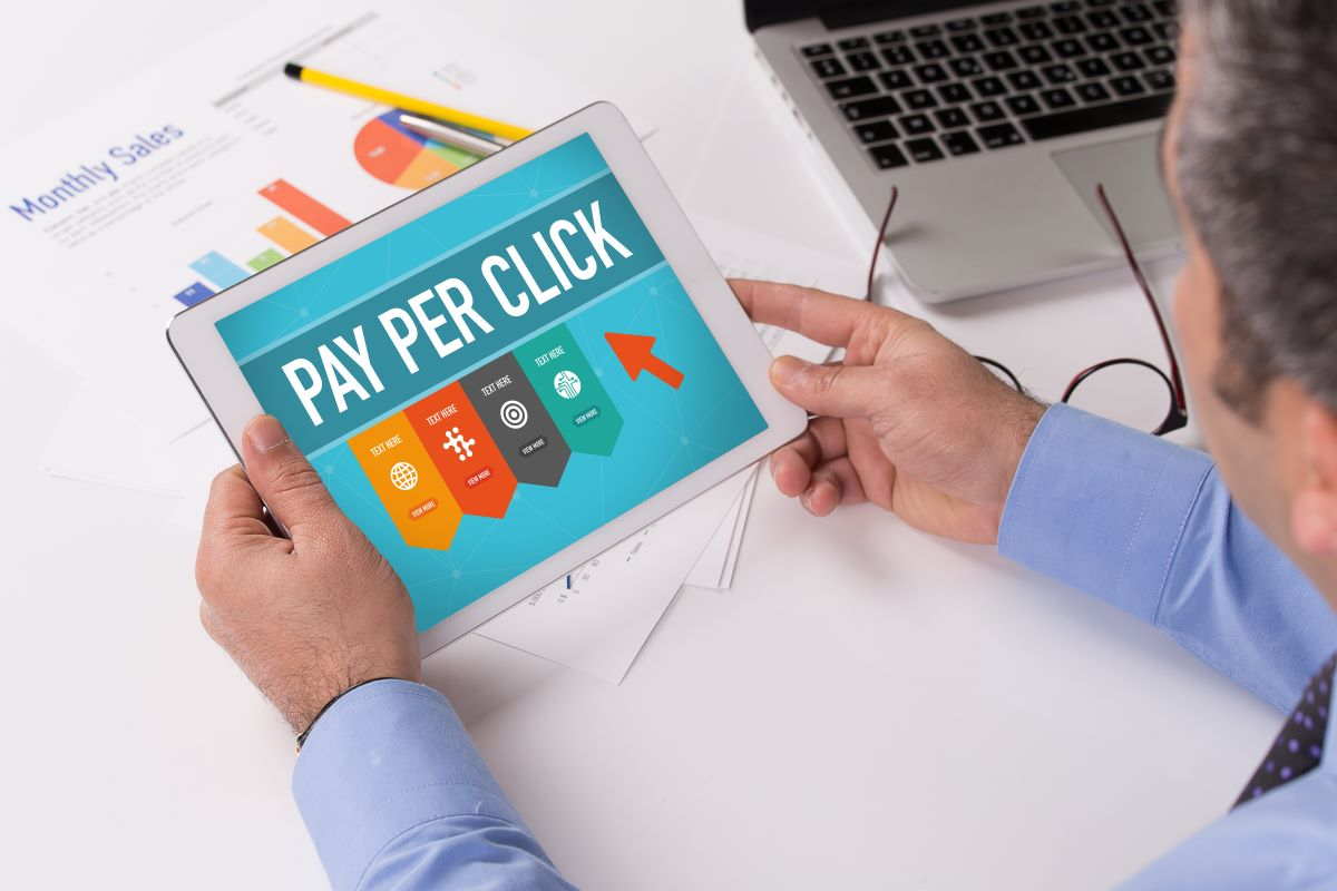 pay per click tablet